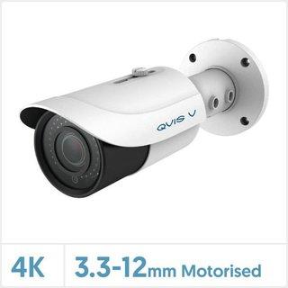 QVIS 8MP/4K Kamera Bullet Varifokal