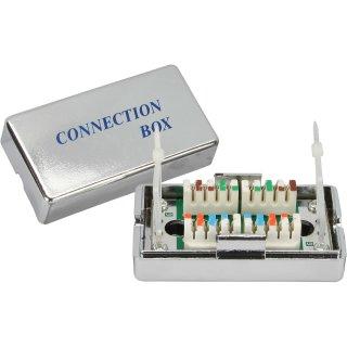 InLine® Verbindungsmodul Cat.5e, mit LSA-Technik, geschirmt