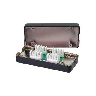 InLine® Verbindungsmodul Cat.6A, mit LSA-Technik, geschirmt bis 600MHz