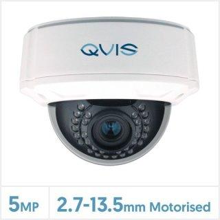 QVIS 5MP Motorisierte Kuppelkamera