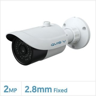 QVIS 2MP Viper IP Bullet-Kamera mit festem Objektiv