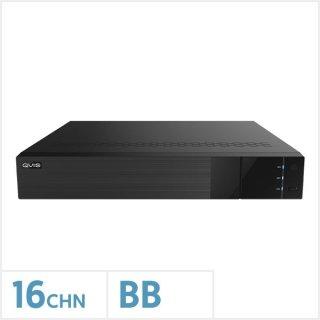 QVIS VIPER 4K 16 Kanal Videoüberwachungsrekorder