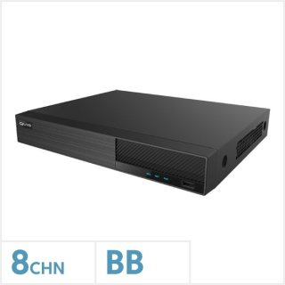 QVIS VIPER 4K 8 Kanal Videoüberwachungsrekorder